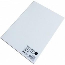 Фотобумага глянцевая односторонняя (NetProduct), A4, 210 г/м, 20л.