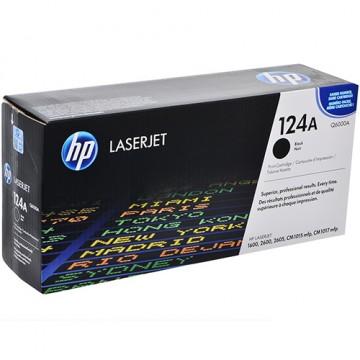 Картридж лазерный HP 124A, Q6000A