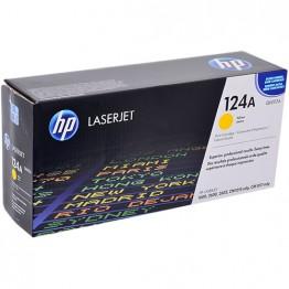Картридж лазерный HP 124A, Q6002A
