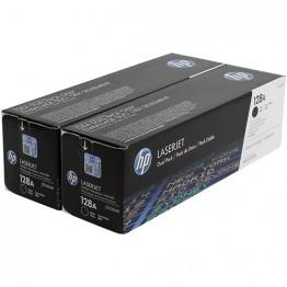 Картридж лазерный HP 128A, CE320AD