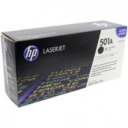 Картридж лазерный HP 501A, Q6470A