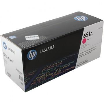 Картридж лазерный HP 651A, CE343A
