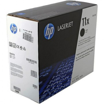 Картридж лазерный HP 11X, Q6511X