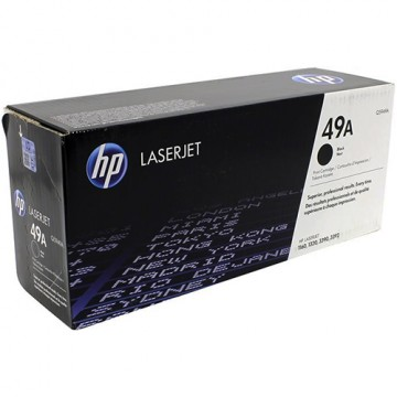 Картридж лазерный HP 49A, Q5949A
