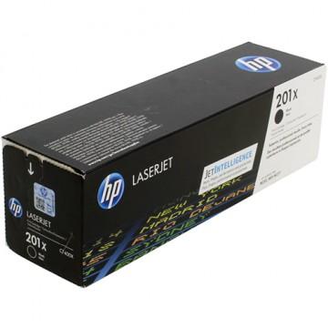 Картридж лазерный HP 201X, CF400X