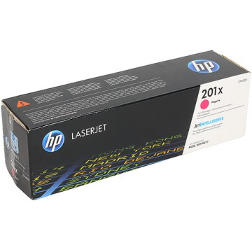 Картридж лазерный HP 201X, CF403X