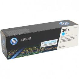 Картридж лазерный HP 201X, CF401X