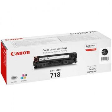Картридж лазерный Canon 718, 2662B002