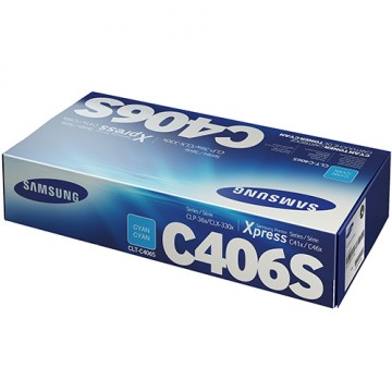 Картридж лазерный Samsung CLT-C406S