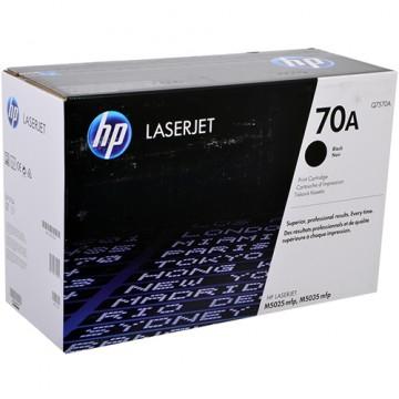 Картридж лазерный HP 70A, Q7570A