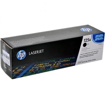 Картридж лазерный HP 125A, CB540A