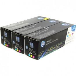 Картридж лазерный HP 125A, CF373AM