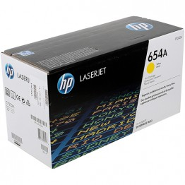 Картридж лазерный HP 654A, CF332A