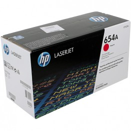 Картридж лазерный HP 654A, CF333A