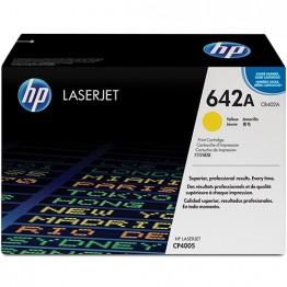 Картридж лазерный HP 642A, CB402A
