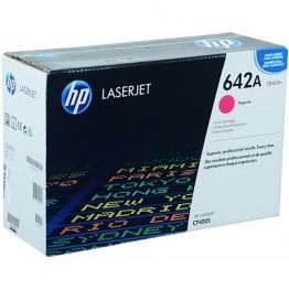 Картридж лазерный HP 642A, CB403A
