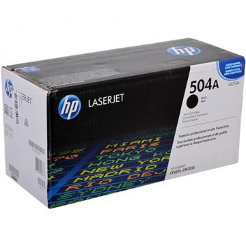 Картридж лазерный HP 504A, CE250A