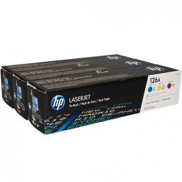 Картридж лазерный HP 126A, CF341A