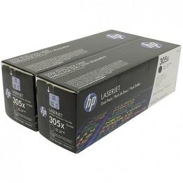 Картридж лазерный HP 305X, CE410XD