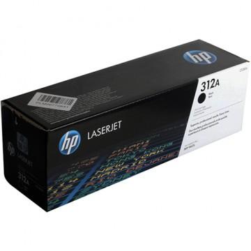 Картридж лазерный HP 312A, CF380A