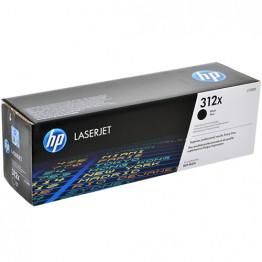 Картридж лазерный HP 312X, CF380X