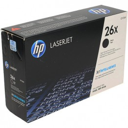 Картридж лазерный HP 26X, CF226X