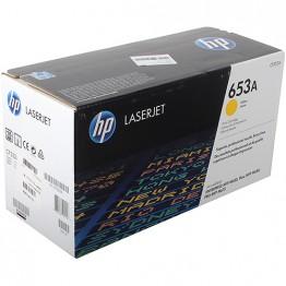 Картридж лазерный HP 653A, CF322A