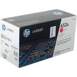 Картридж лазерный HP 653A, CF323A