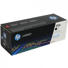 Картридж лазерный HP 410X, CF410X