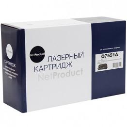 Картридж лазерный HP 51A, Q7551A (NetProduct)