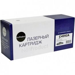 Картридж лазерный HP C4092A/EP-22 (NetProduct)