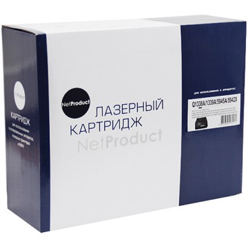 Картридж лазерный HP Q1338A/Q1339A/Q5942X/Q5945A (NetProduct)