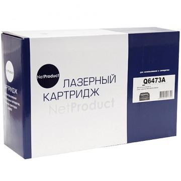 Картридж лазерный HP 501A, Q6473A (NetProduct)