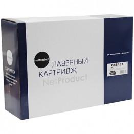 Картридж лазерный HP 43X, C8543X (NetProduct)