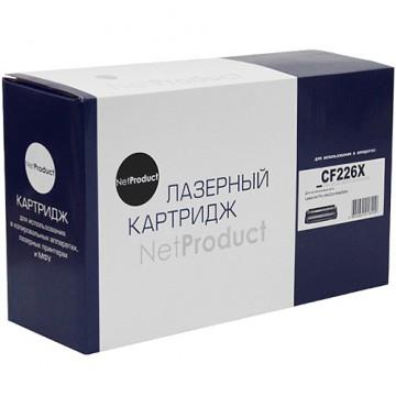 Картридж лазерный HP 26X, CF226X (NetProduct)