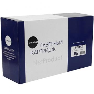 Картридж лазерный HP 14X, CF214X (NetProduct)
