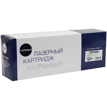 Картридж лазерный HP 651A, CE340A (NetProduct)
