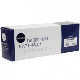 Картридж лазерный HP 651A, CE343A (NetProduct)