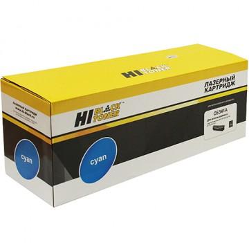 Картридж лазерный HP 651A, CE341A (Hi-Black)