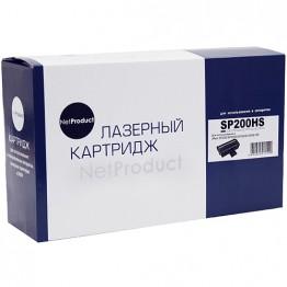 Картридж лазерный Ricoh SP200HS (NetProduct)