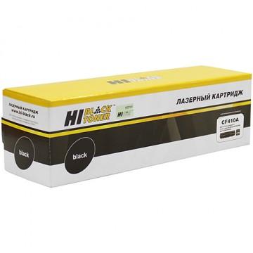 Картридж лазерный HP 410A, CF410A (Hi-Black)