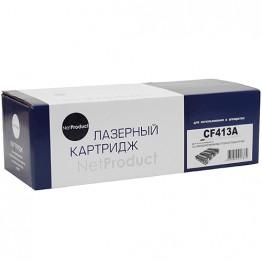 Картридж лазерный HP 410A, CF413A (NetProduct)
