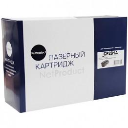 Картридж лазерный HP 81A, CF281A (NetProduct)