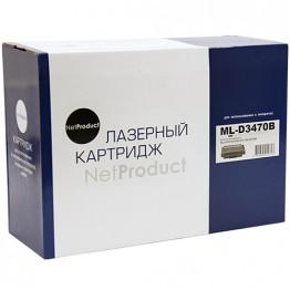 Картридж лазерный Samsung ML-D3470B (NetProduct)