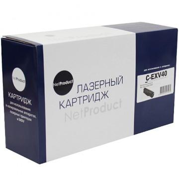 Картридж лазерный Canon C-EXV40, 3480B006 (NetProduct)