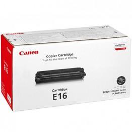 Картридж лазерный Canon E-16, 1492A003