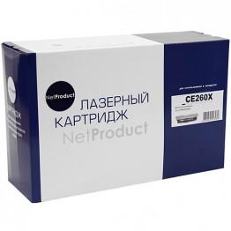 Картридж лазерный HP 649X, CE260X (NetProduct)