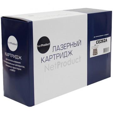 Картридж лазерный HP 648A, CE262A (NetProduct)