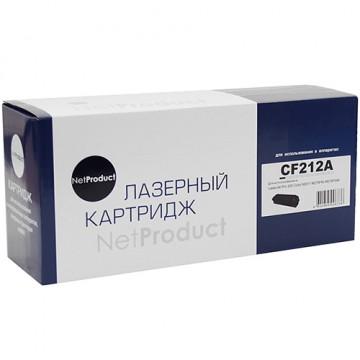 Картридж лазерный HP 131A, CF212A (NetProduct)