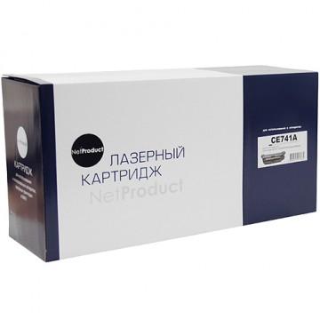 Картридж лазерный HP 307A, CE741A (NetProduct)